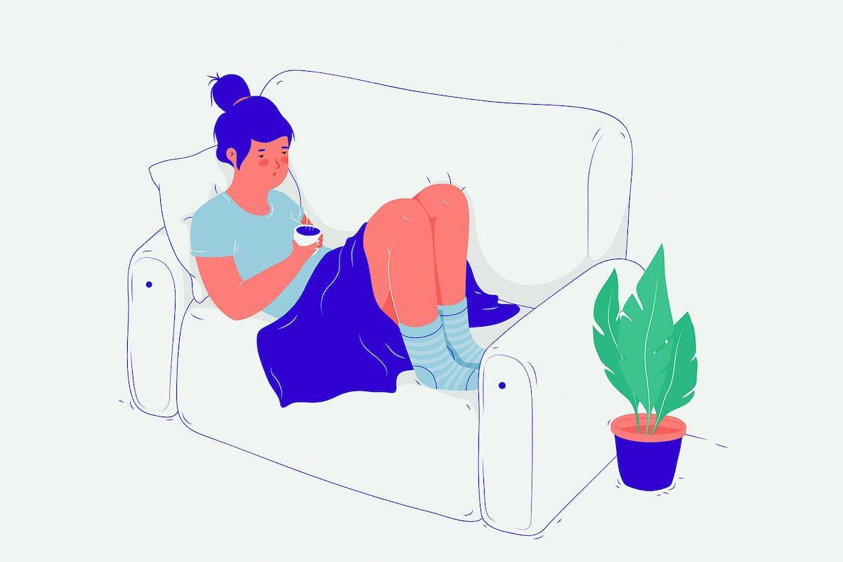 Millennial burnout