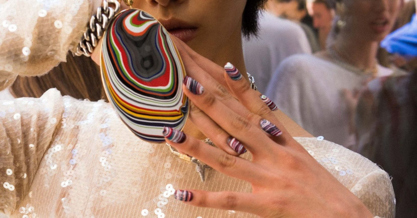 Ss20 Nail Trends All The Nail Looks For Spring Summer 2020