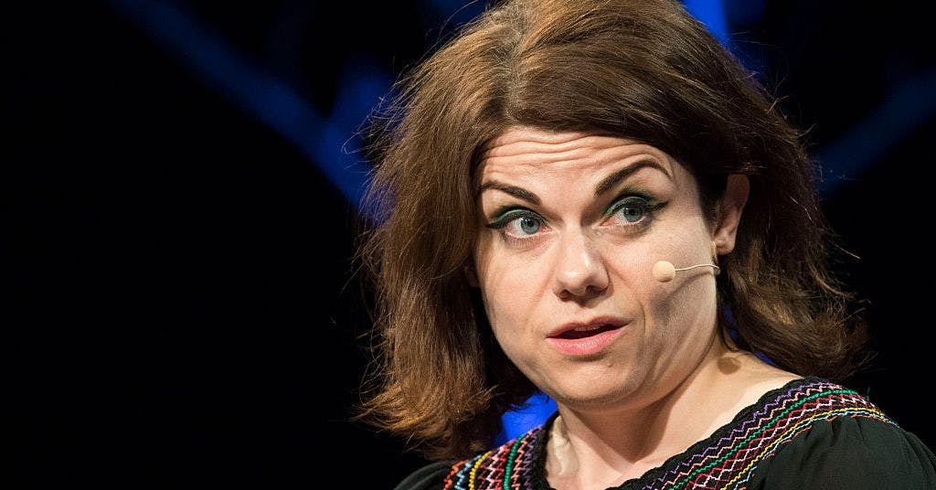 """Caitlin Moran really isn't here for this """"romantic"""" viral birth video"""
