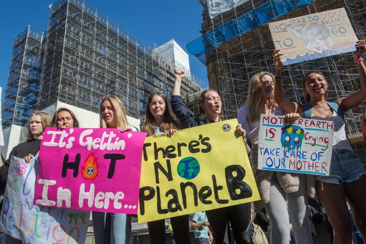 globa climate strike london-2