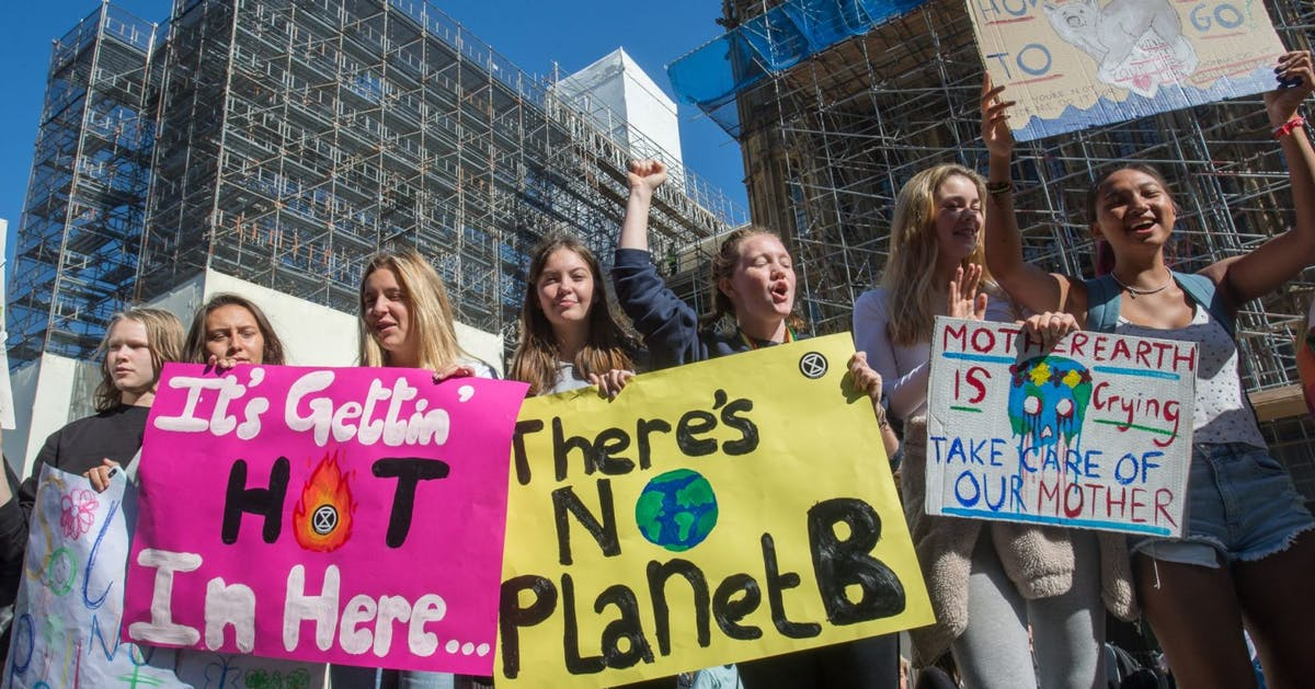 """There's no planet B"": 11 women on the fight against global warming"