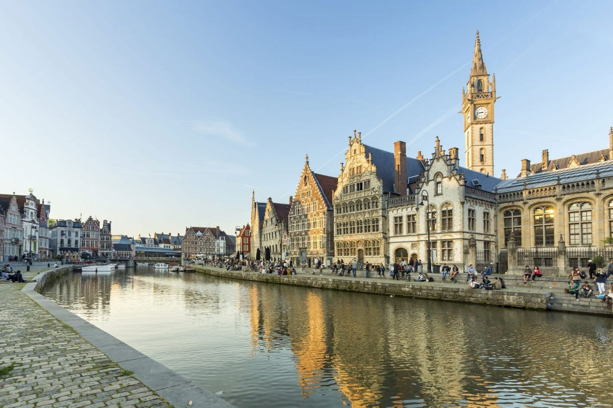 Ghent: the ultimate Eurostar destination for alternative travellers