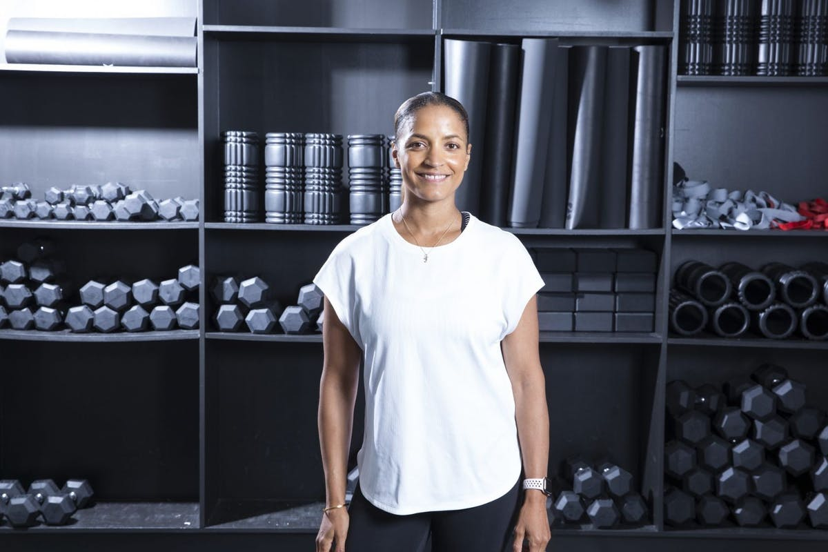 Fitness expert Joslyn wants to encourage us all to feel powerful