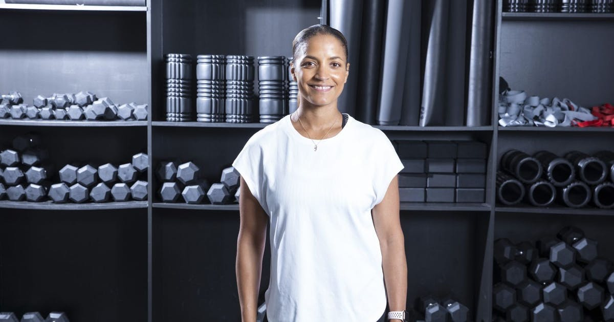 Join Nike master trainer Joslyn Thompson Rule's 'Back to Basics workout' at Stylist Live LUXE