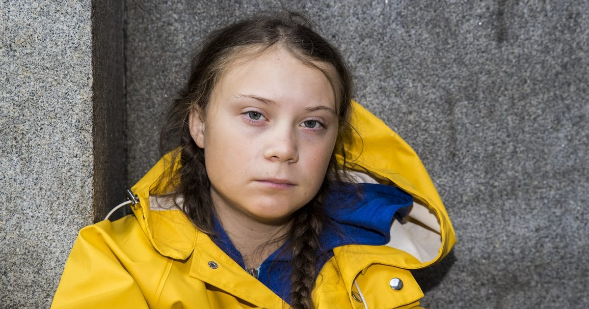 The Good News Report: From that viral Greta Thunberg photo to a charitable plumber, the feel-good stories that went viral this week
