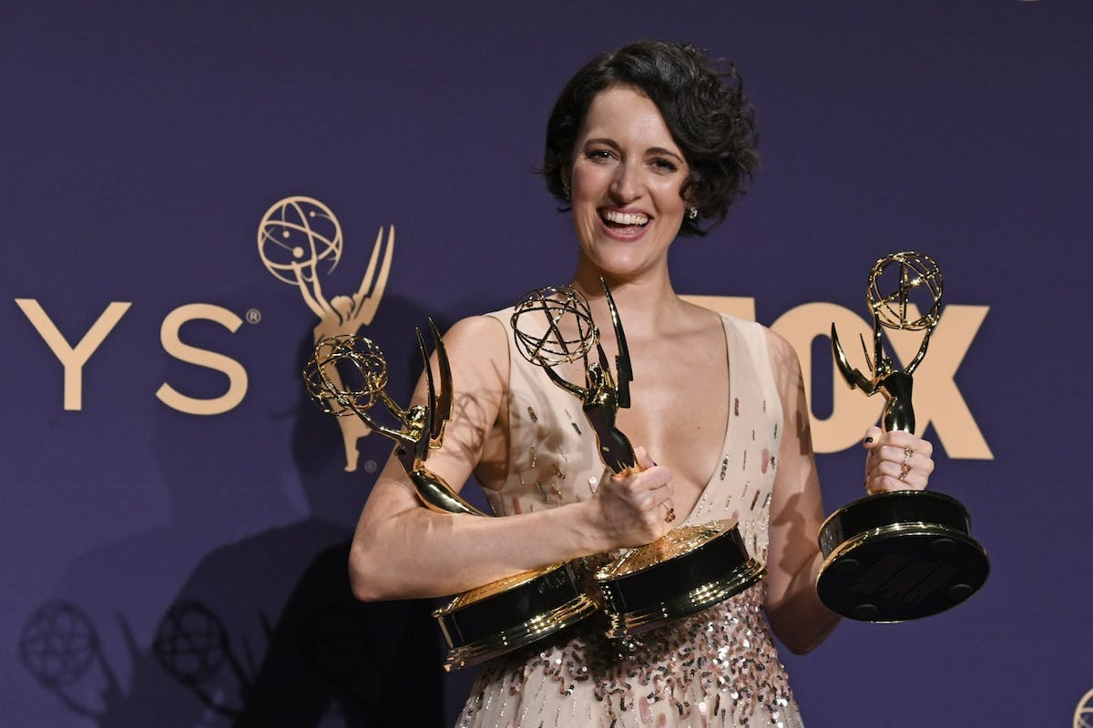 Emmys 2019: Phoebe Waller-Bridge and the Fleabag team officially had the time of their lives at the awards ceremony