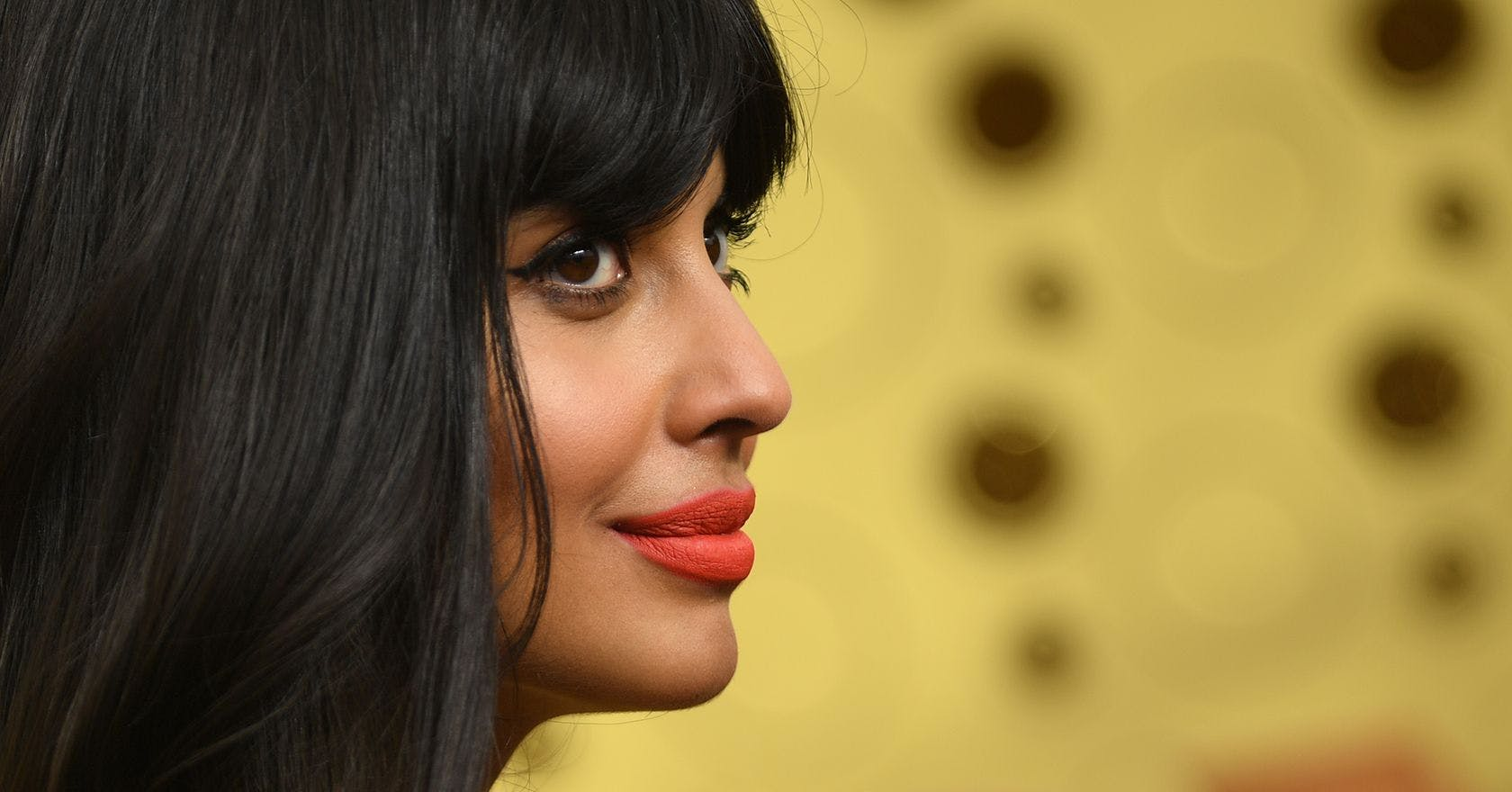 Jameela Jamil really wants you to care less about losing weight right now