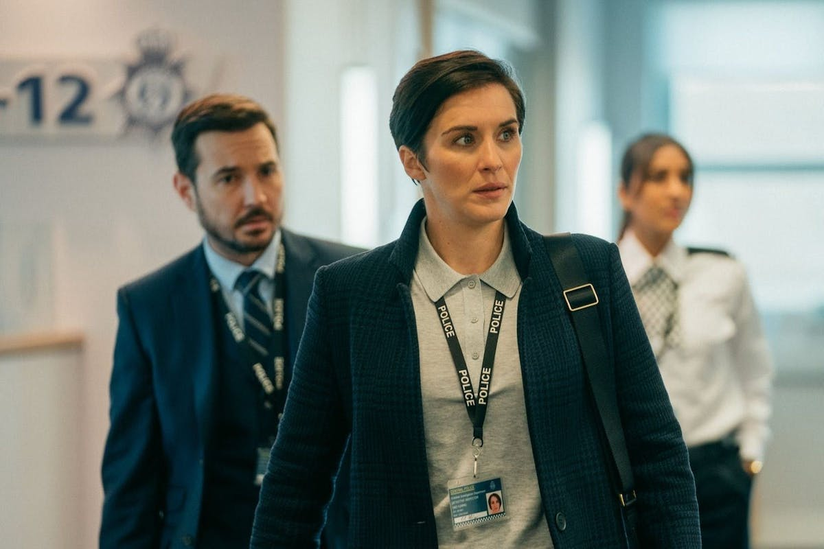 Line of Duty featuring Vicky McClure