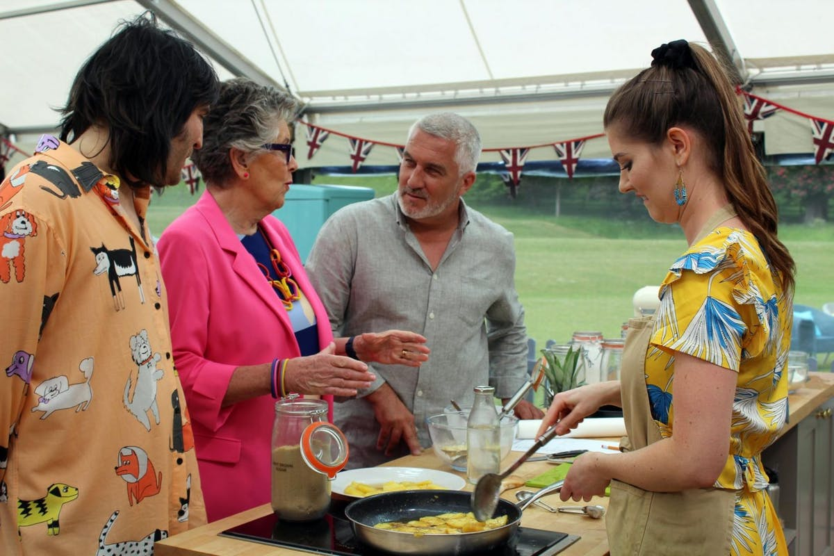 GBBO episode 5