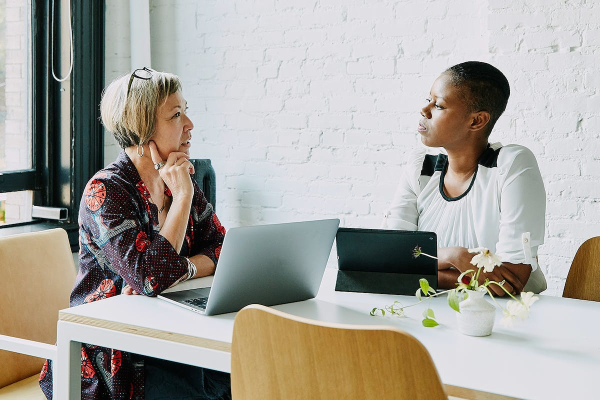 how to find a career mentor