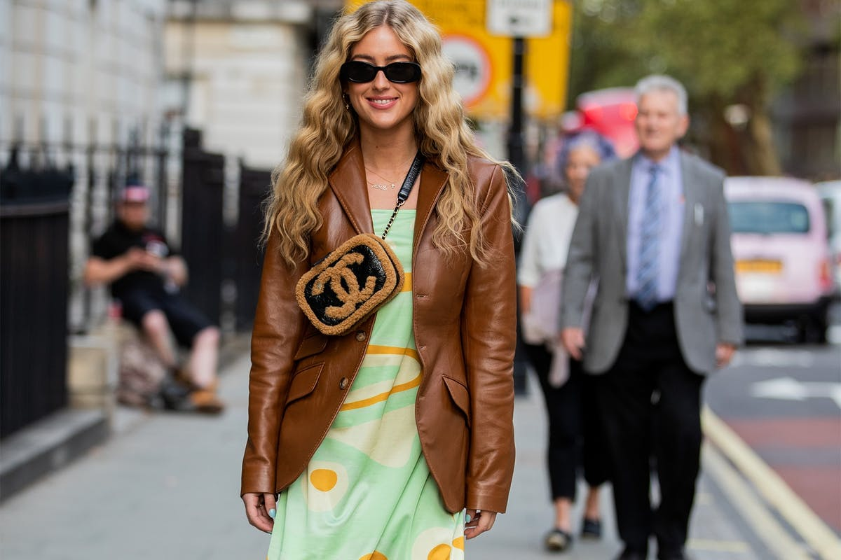 This is the only jacket on our wish list right now thanks to the street style set