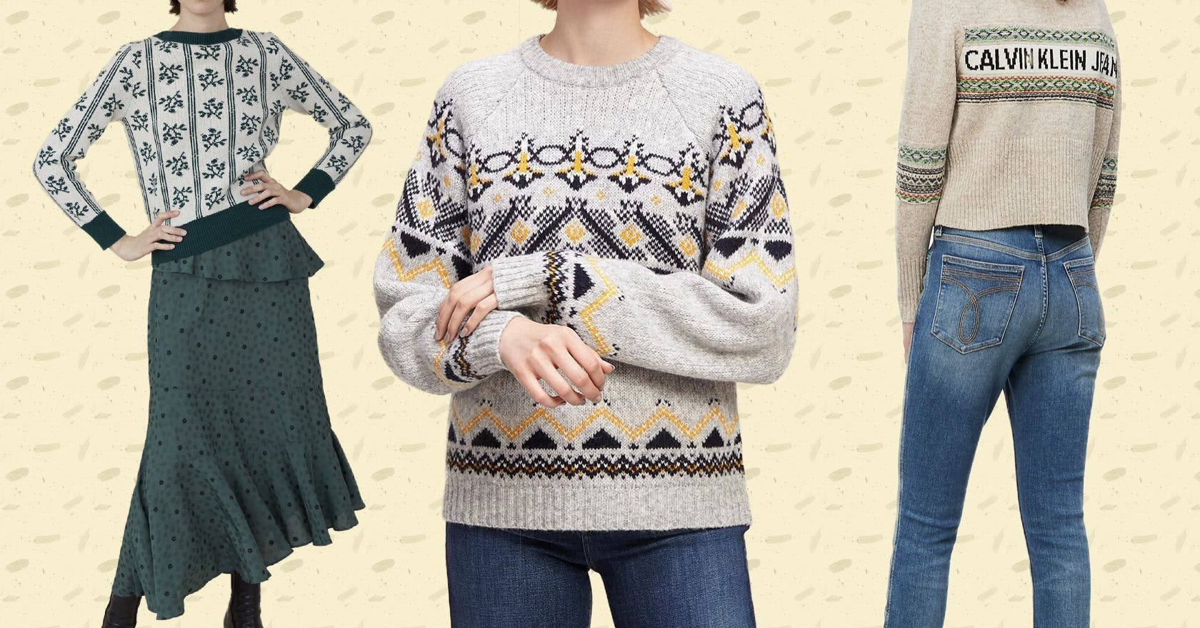 Best Christmas jumpers for 2019: high street and designer