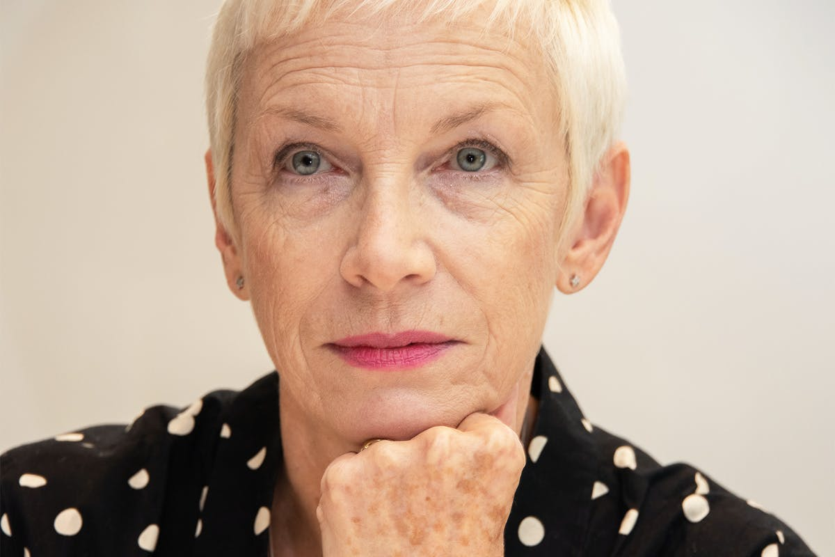 "Annie Lennox has a powerful message for ""western feminists"""