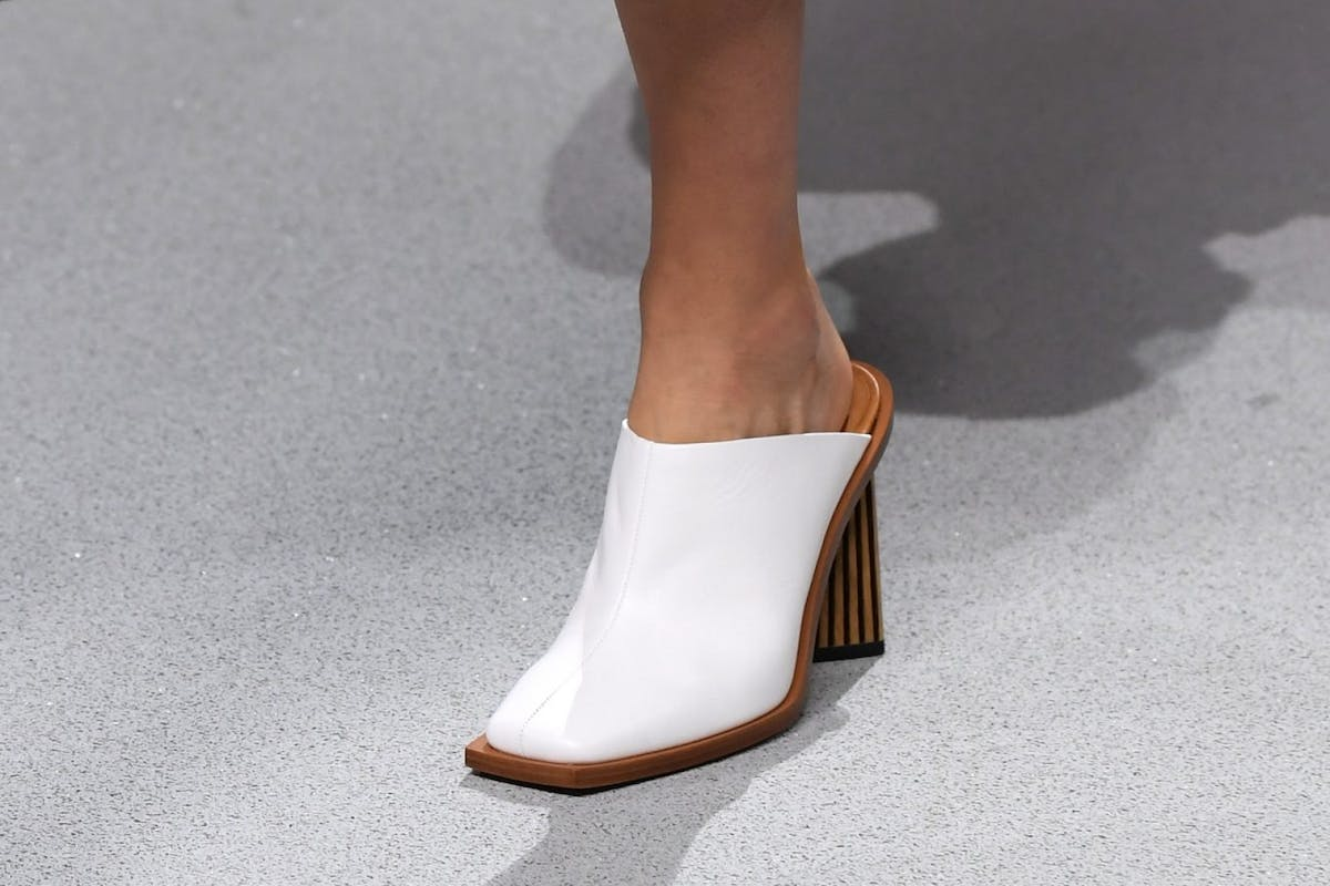 Meet the 90s-inspired mules you'll be wearing next summer