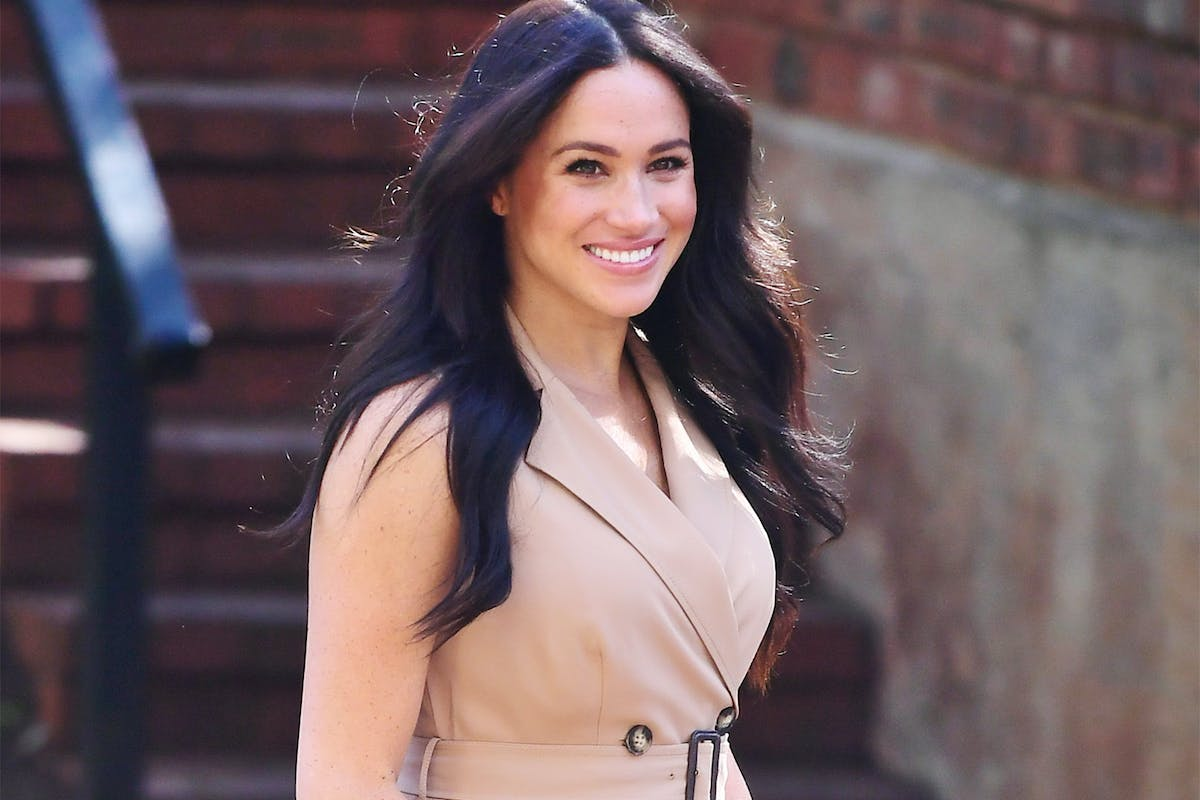 Meghan Markle's high street trench dress is going to be your new workwear staple