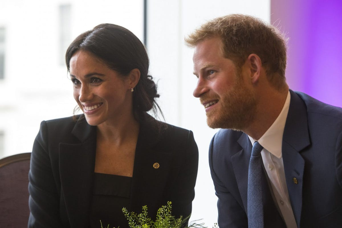 Prince Harry and Meghan Markle statement