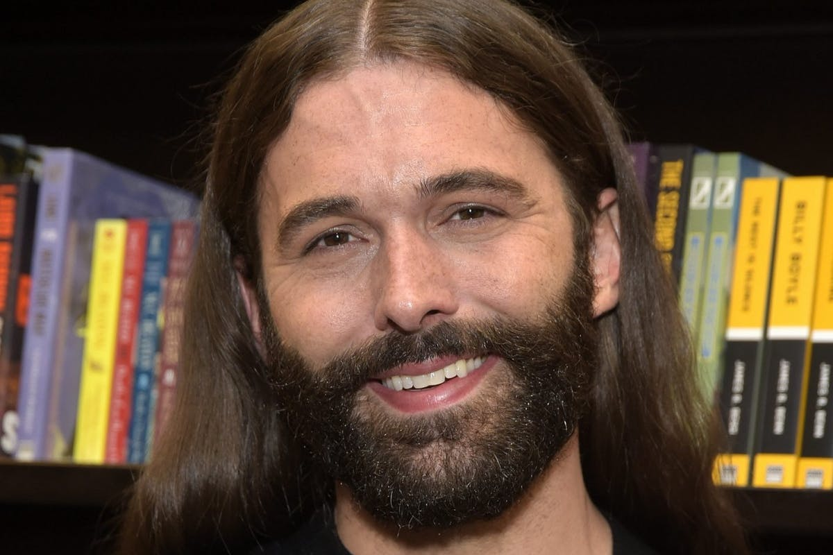 Joanthan Van Ness' advice on how to beat bullies and trolls is positively sparkling