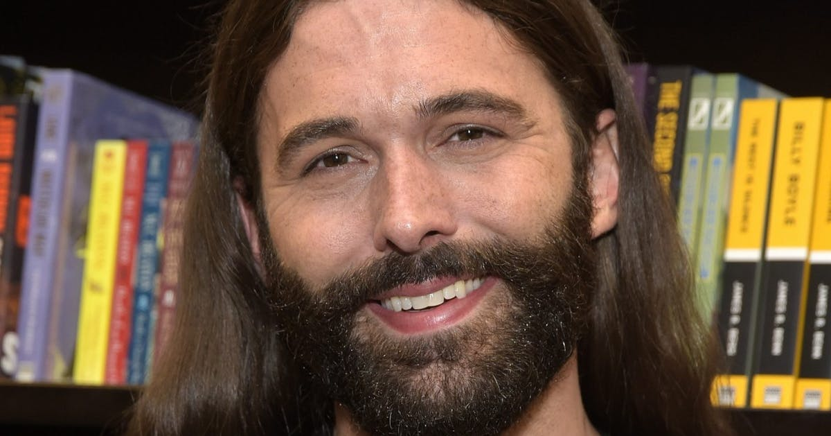 Jonathan Van Ness' advice on how to beat bullies and trolls is positively sparkling