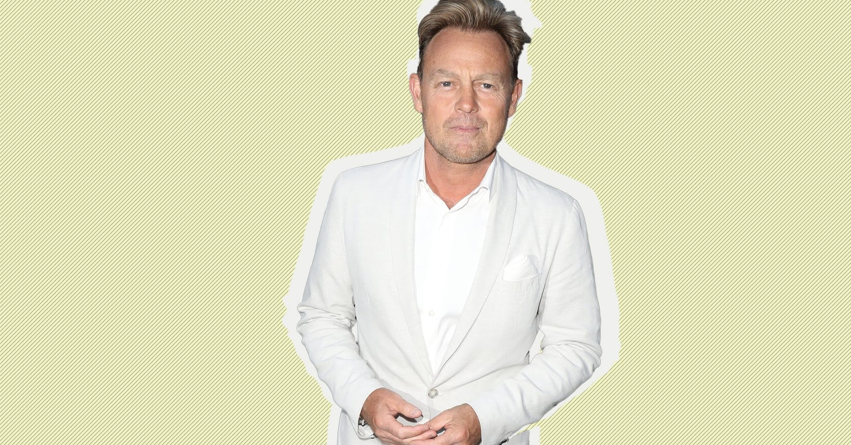 Jason Donovan tackling a neighbour's fire in his underwear is the best story we've read all week