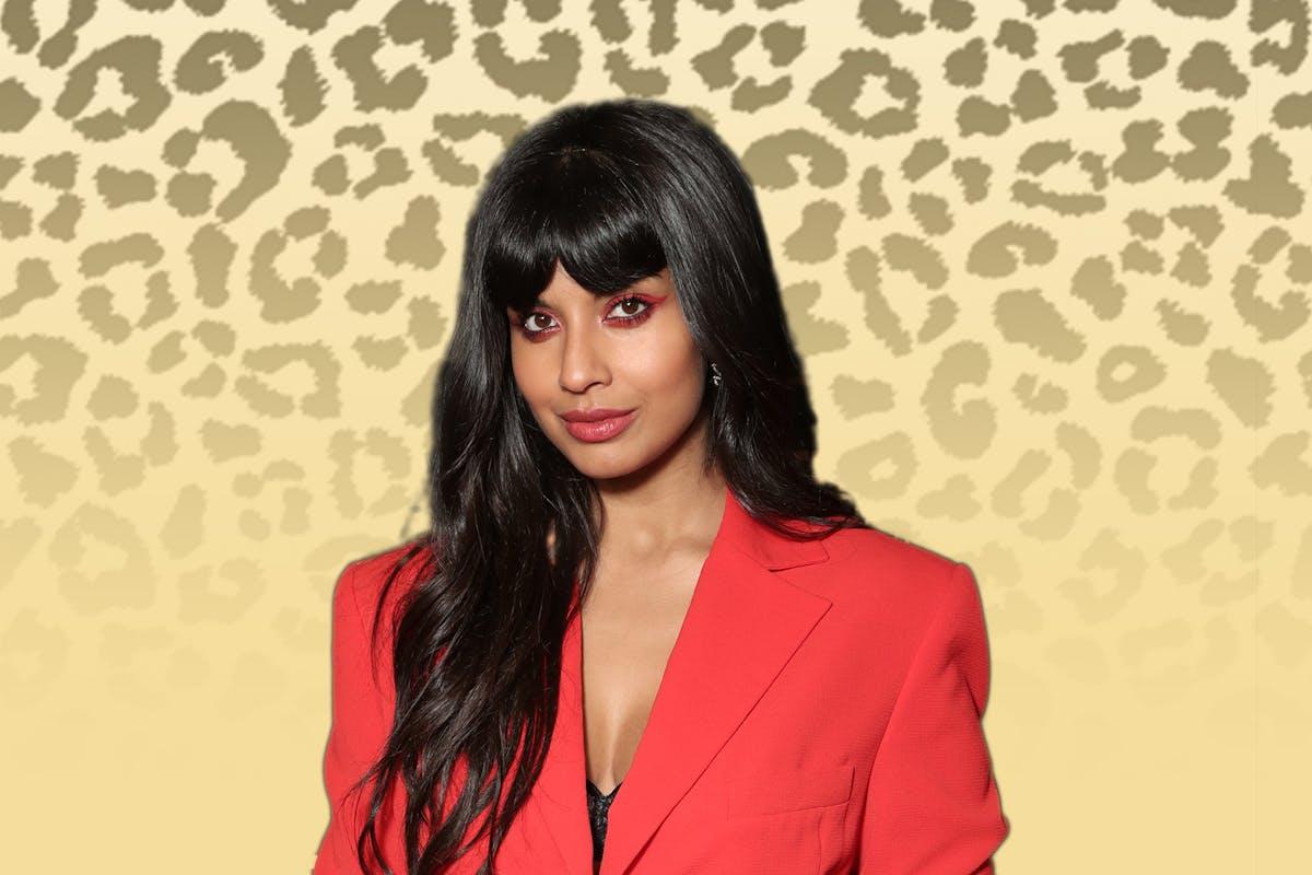 Jameela Jamil Stylist guest edit