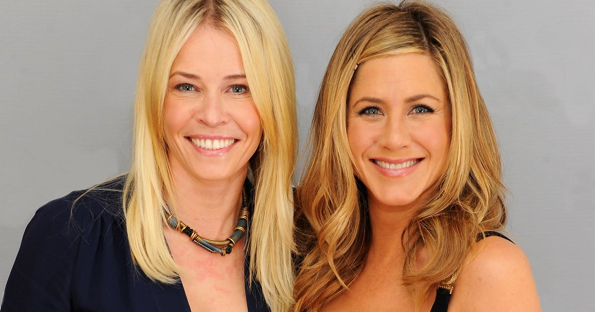 Jennifer Aniston and Chelsea Handler aren't feuding, so can we stop pitting women against each other?