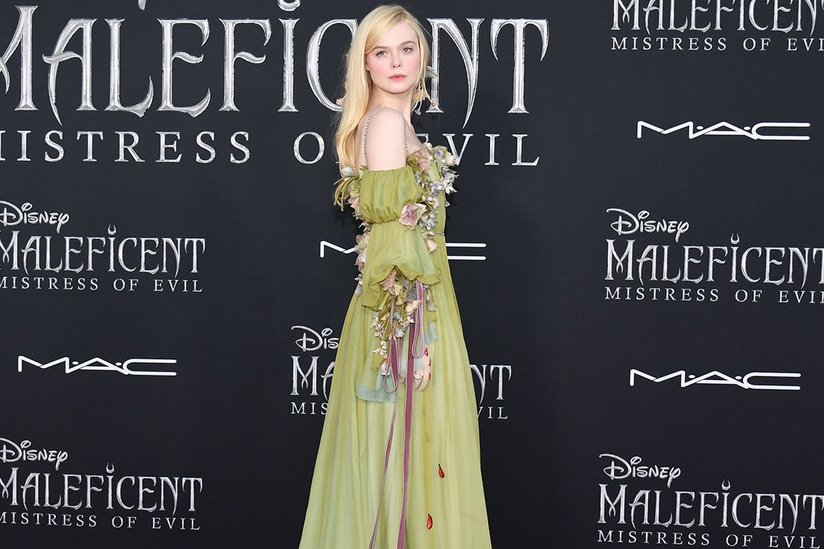 Elle Fanning S Most Iconic Red Carpet Fashion Looks