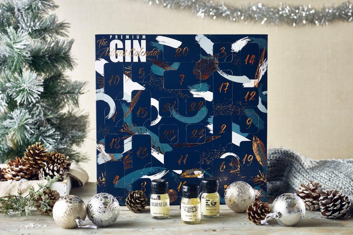 Gin advent calendars 2020: Drinks by the Dram's Premium Gin Advent Calendar.