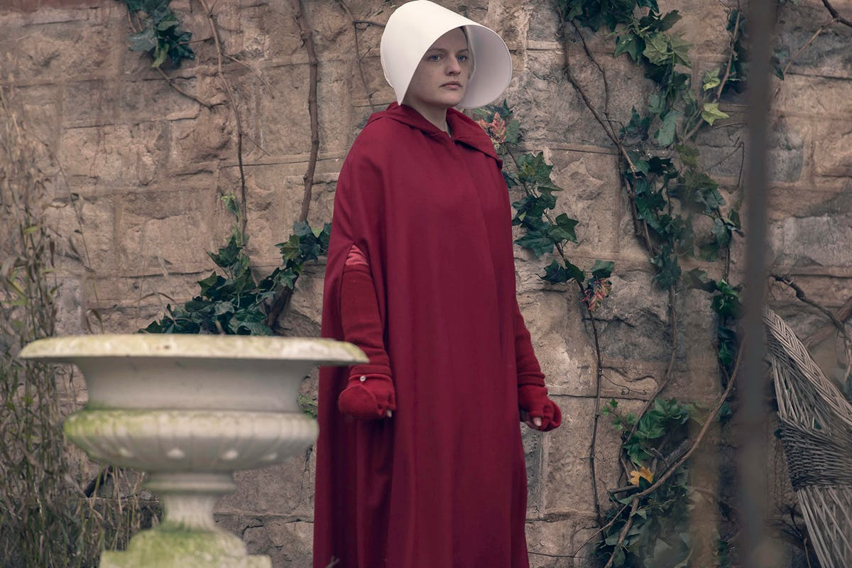 The worst The Handmaid's Tale themed events, from grim weddings to sexy Offred costumes