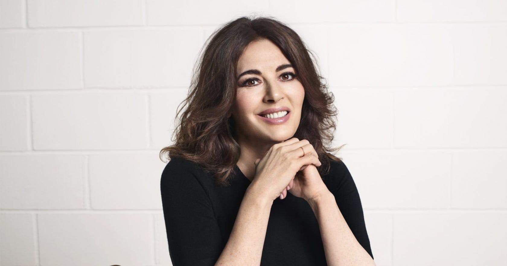 Nigella Lawson's tips for quarantine cooking are surprisingly easy and relatable