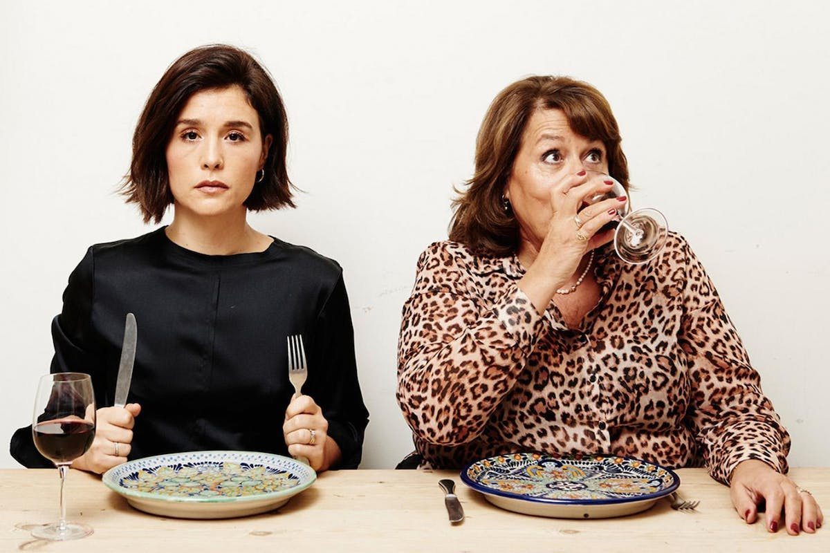 Jessie Ware Table Manners Podcast Cover