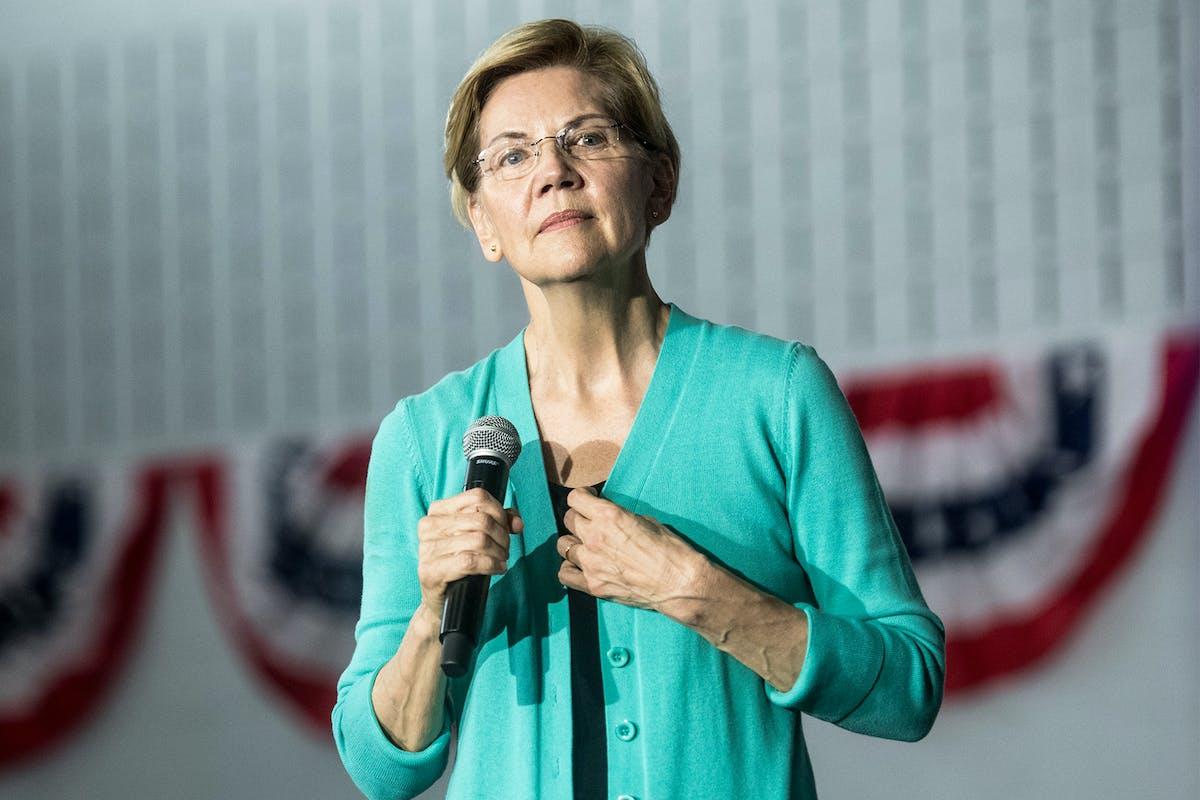 Elizabeth Warren deserves praise for speaking out on the huge global issue of maternity discrimination