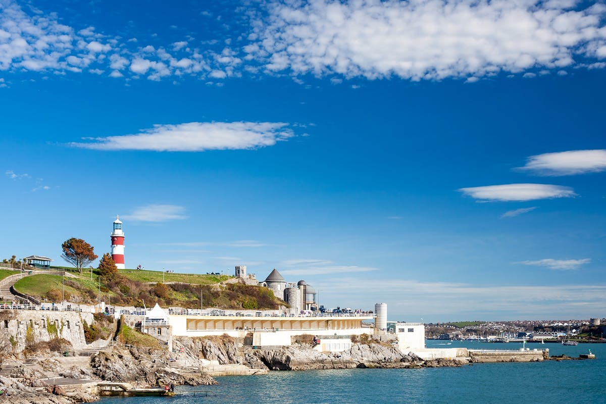 Friendly Cities UK: Plymouth