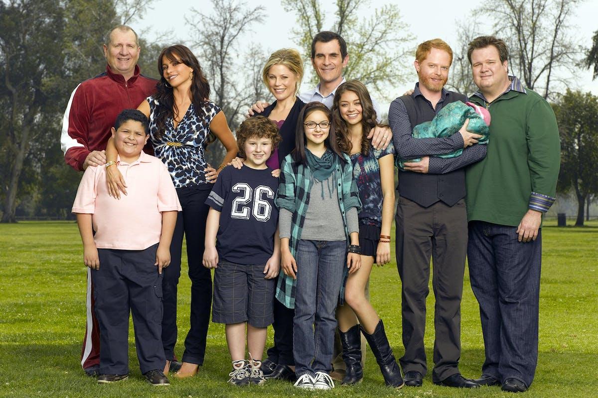Throwback Thursday: Modern Family