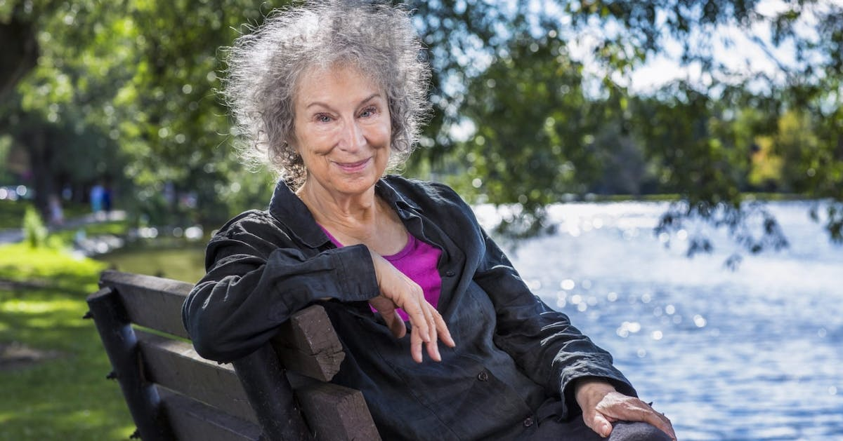 Margaret Atwood talks forgiveness, climate change and her fears for the human race