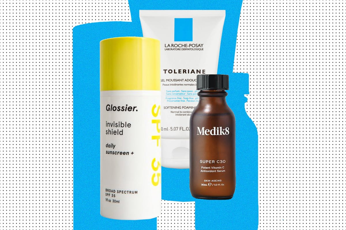 Here is every product in our beauty editor's skincare routine