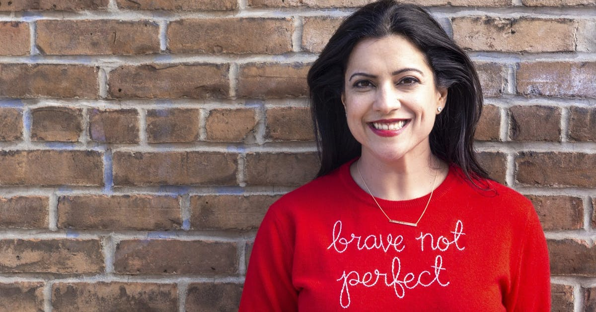 Brave, Not Perfect: How failure led one woman to her dream career