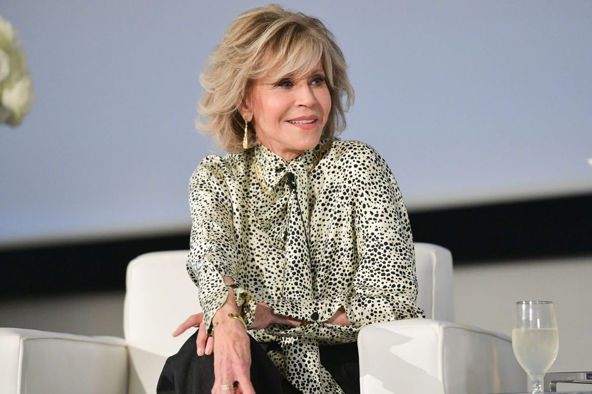Jane Fonda arrested for protesting