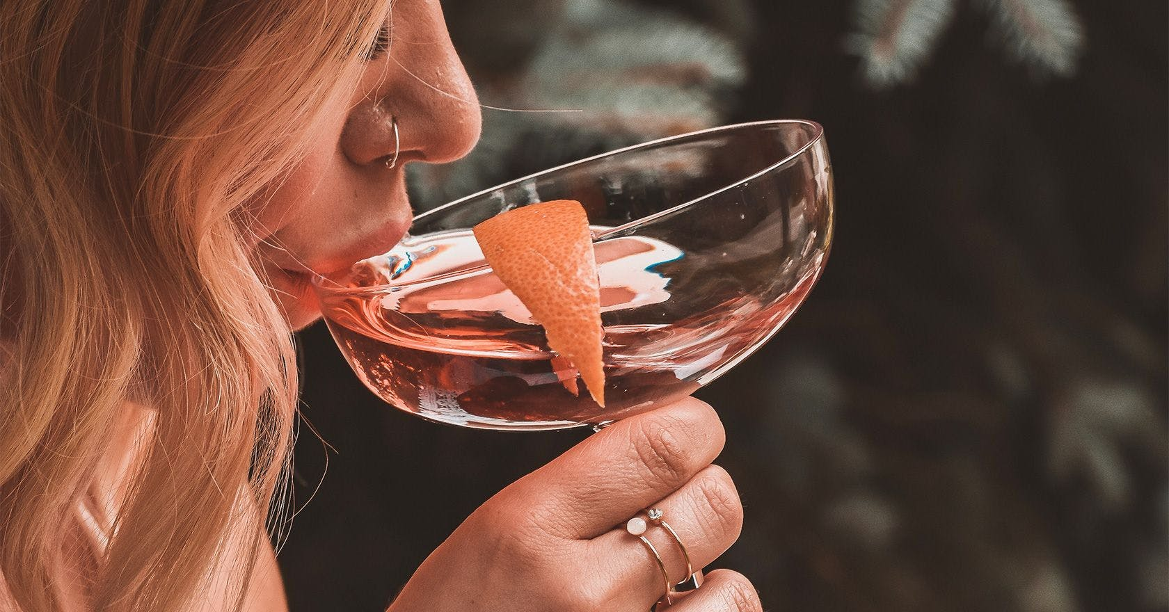 There are 3 types of drinking personalities, and this one's the most likely to binge