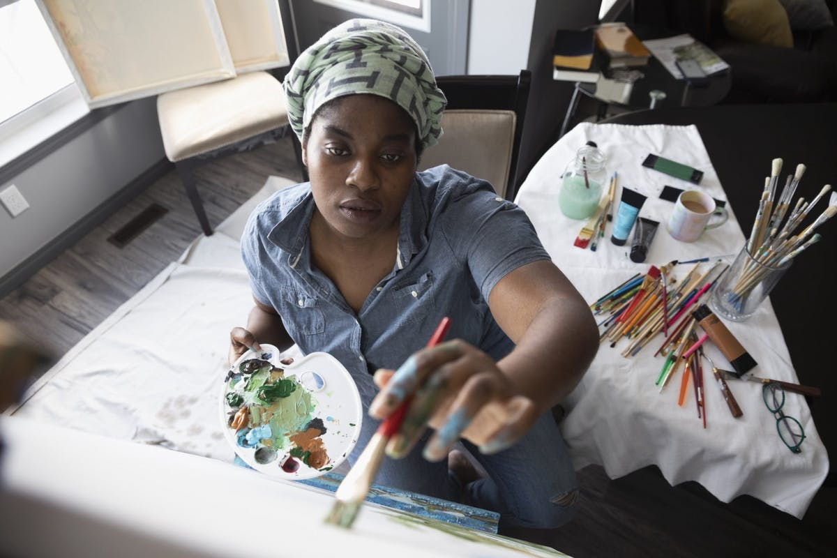 Hobbies can boost confidence at work