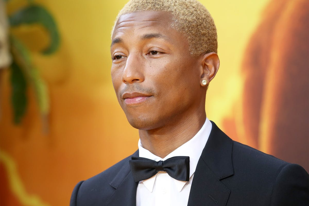 """Pharrell admits he's embarrassed by """"chauvinist"""" Blurred Lines lyrics"""
