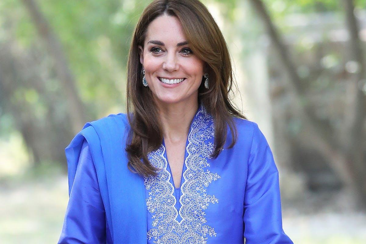 Kate Middleton pays sweet tribute to Princess Diana on Pakistan royal tour