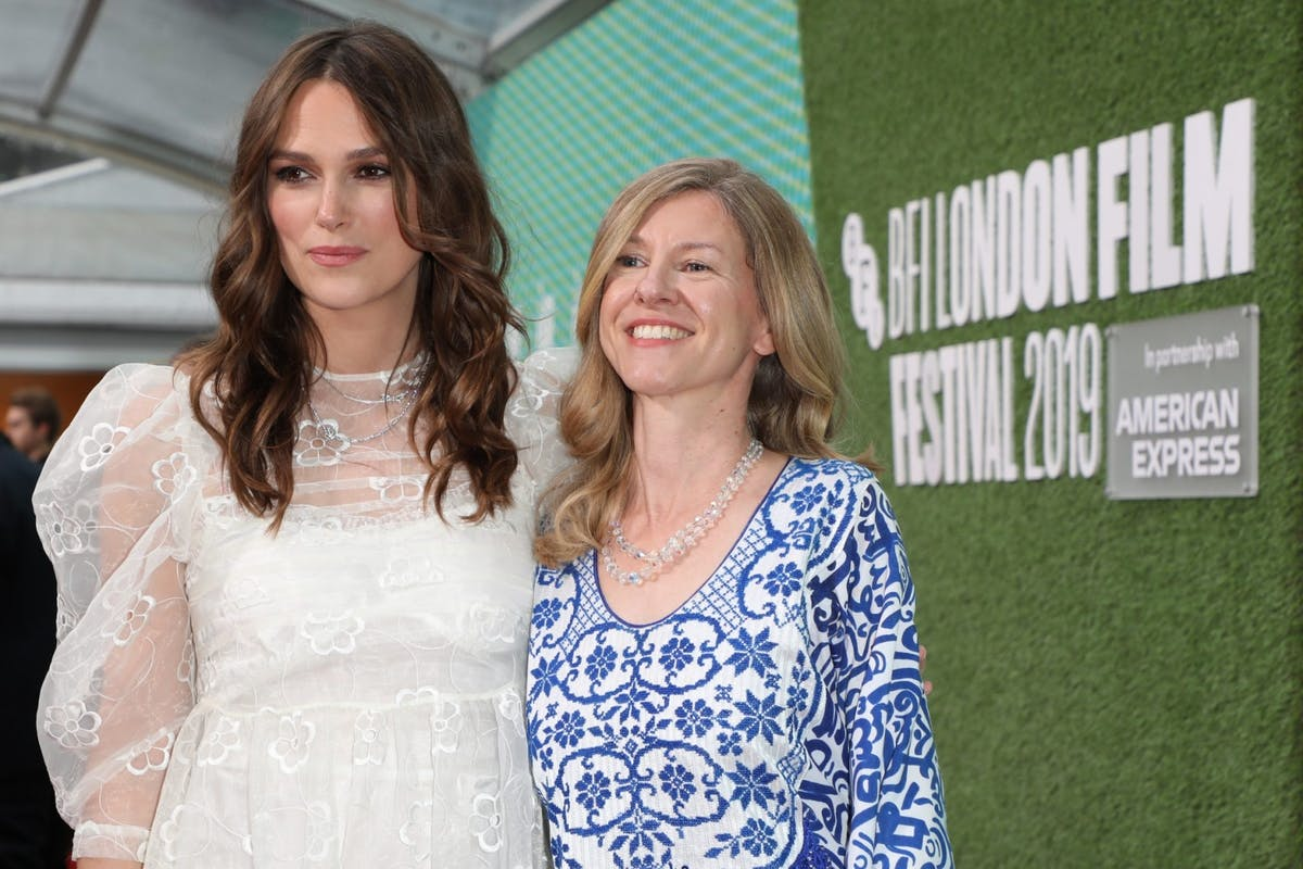 Keira Knightley and Katherine Gun on the Red Carpet