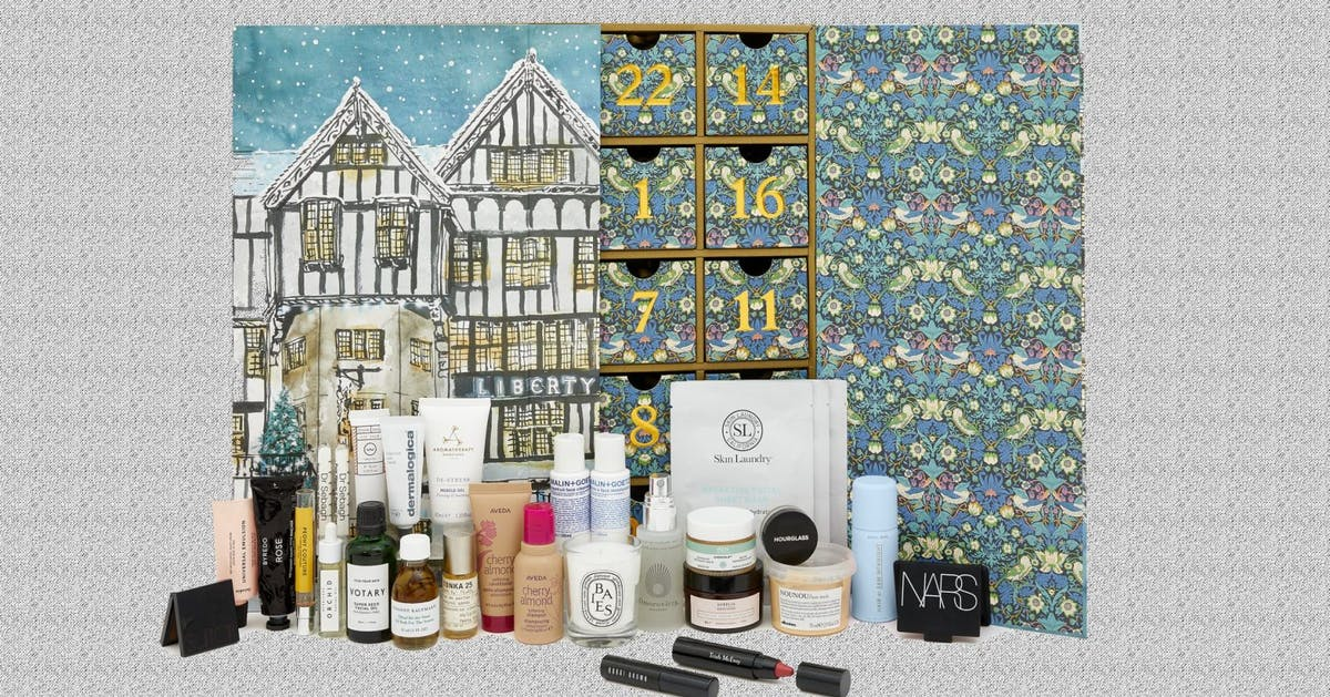 The iconic Liberty London advent calendar is finally available - here's how to get one before it sells out