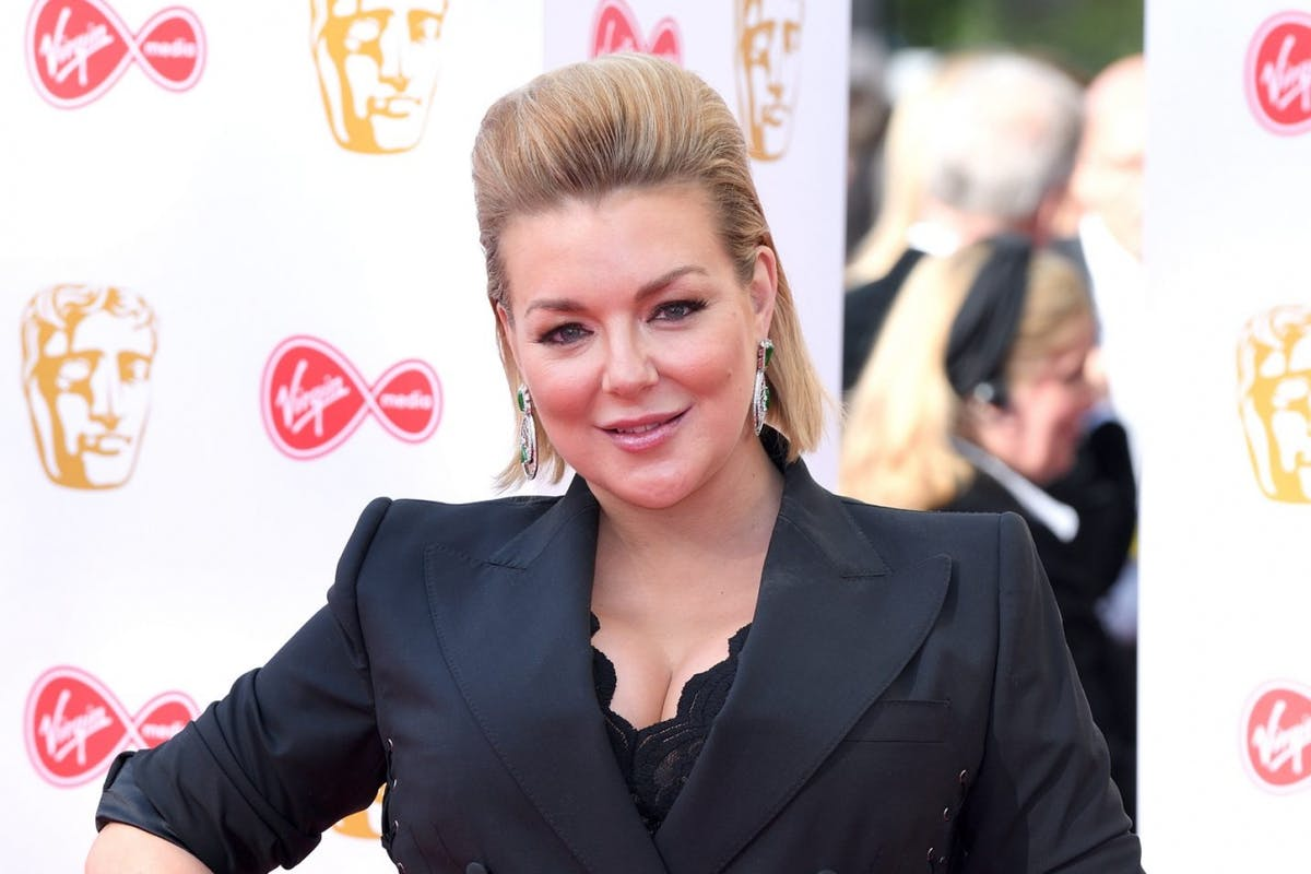Sheridan Smith's low-key pregnancy announcement is refreshingly funny