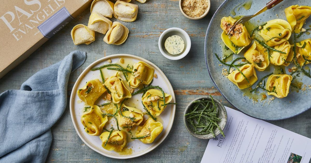 Try Pasta Evangelists from just £1*