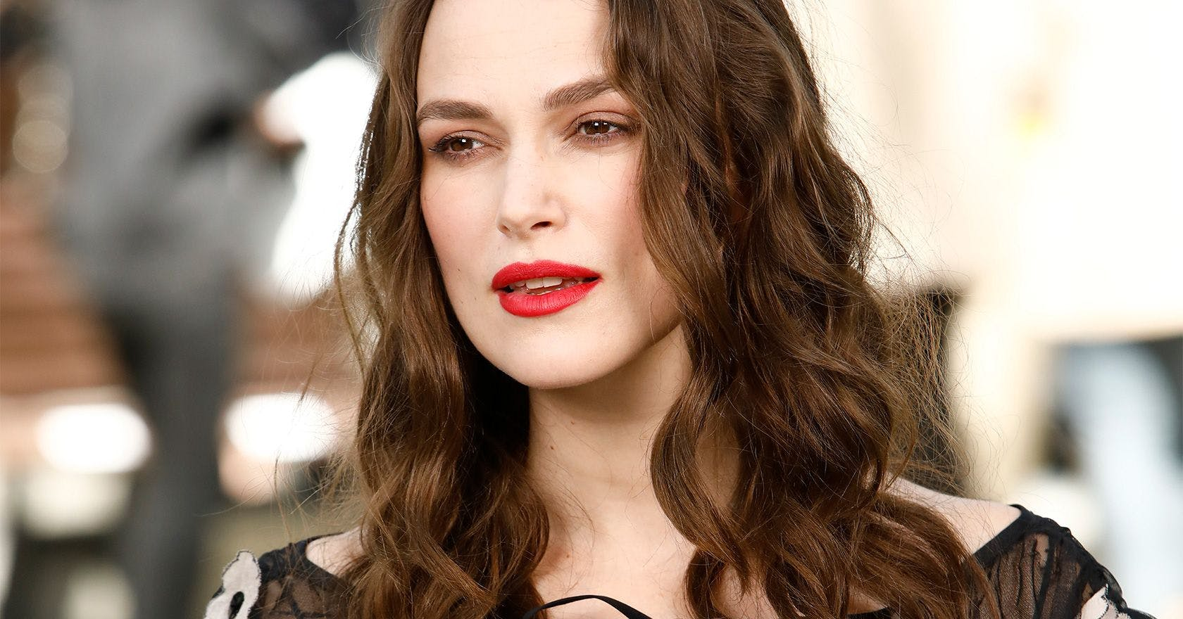 Exclusive: Keira Knightley talks about Official Secrets
