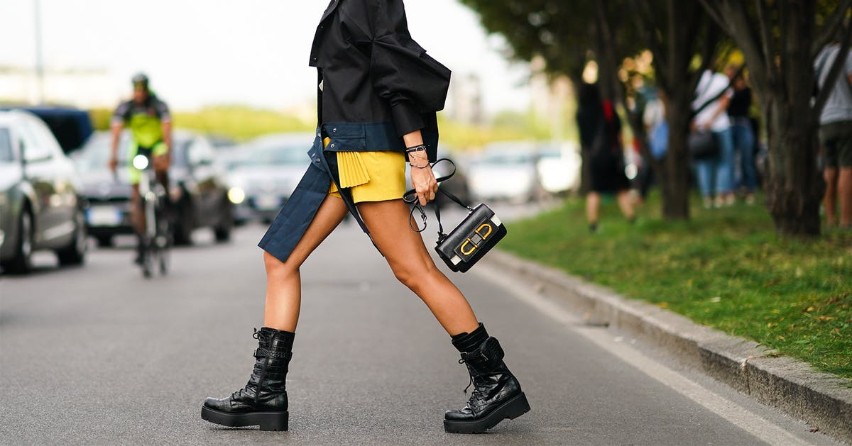 The coolest heavy-duty boots that promise to go with everything in your wardrobe