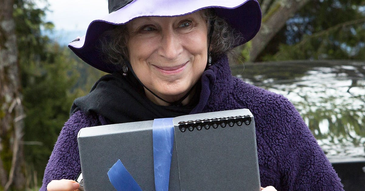 Inside the secret library that's home to an unread book by Margaret Atwood