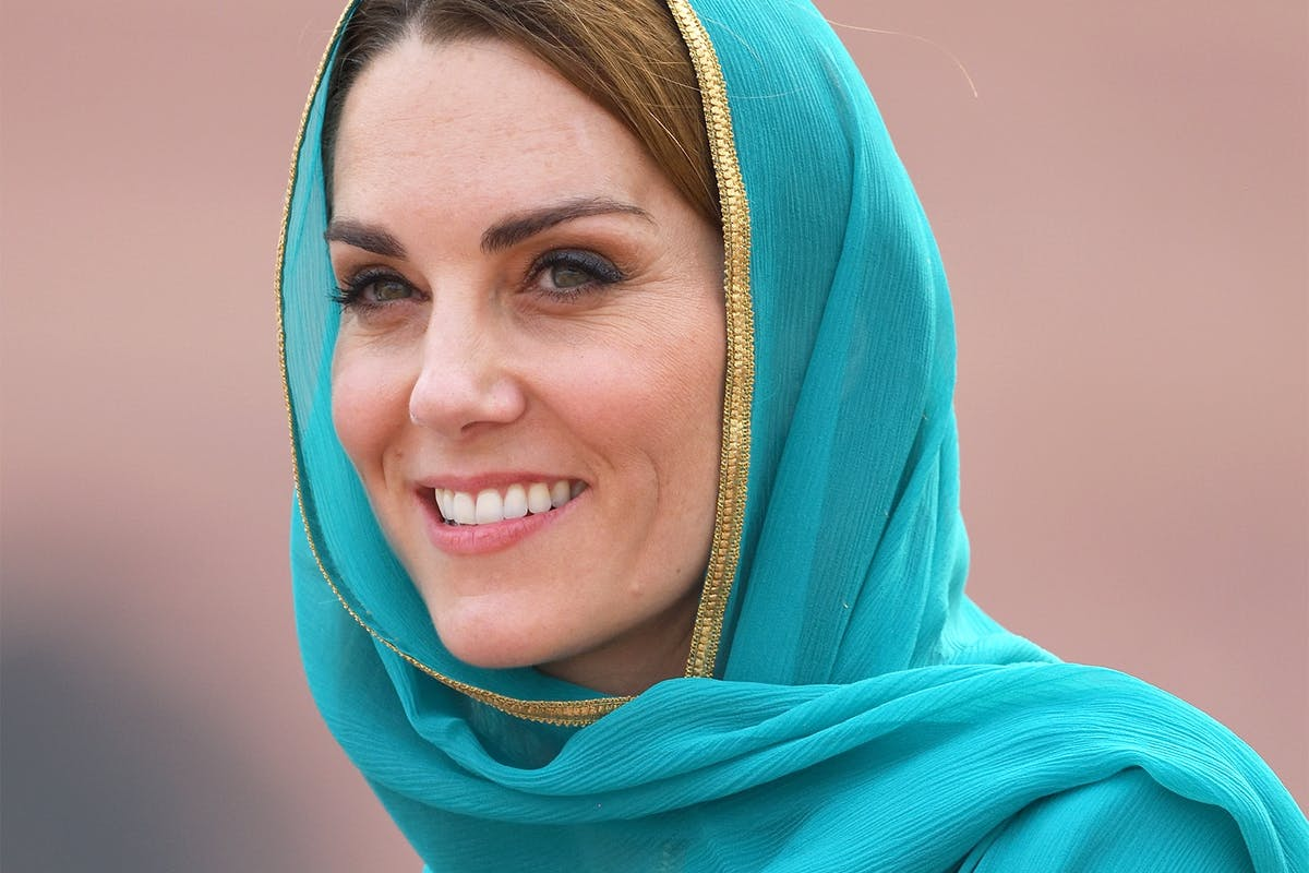 Kate Middleton's Pakistan royal tour wardrobe is so much more than just clothes