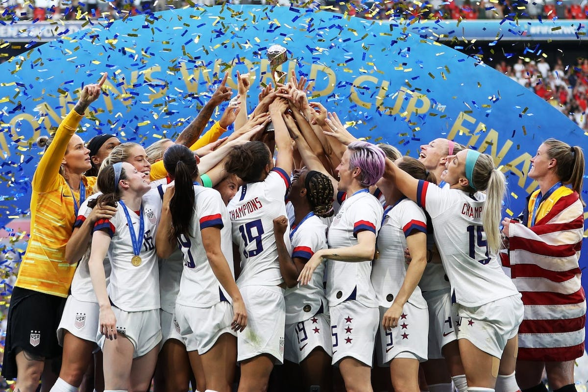 Women's World Cup 2019: New FIFA statistics confirm that a record breaking one billion people tuned in to watch the tournament